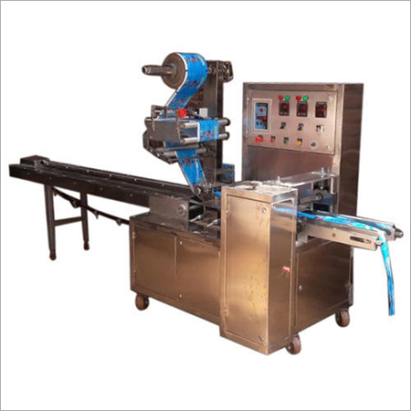 Cookies Packaging Machine