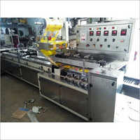 Toast And Biscuit Packaging Machine