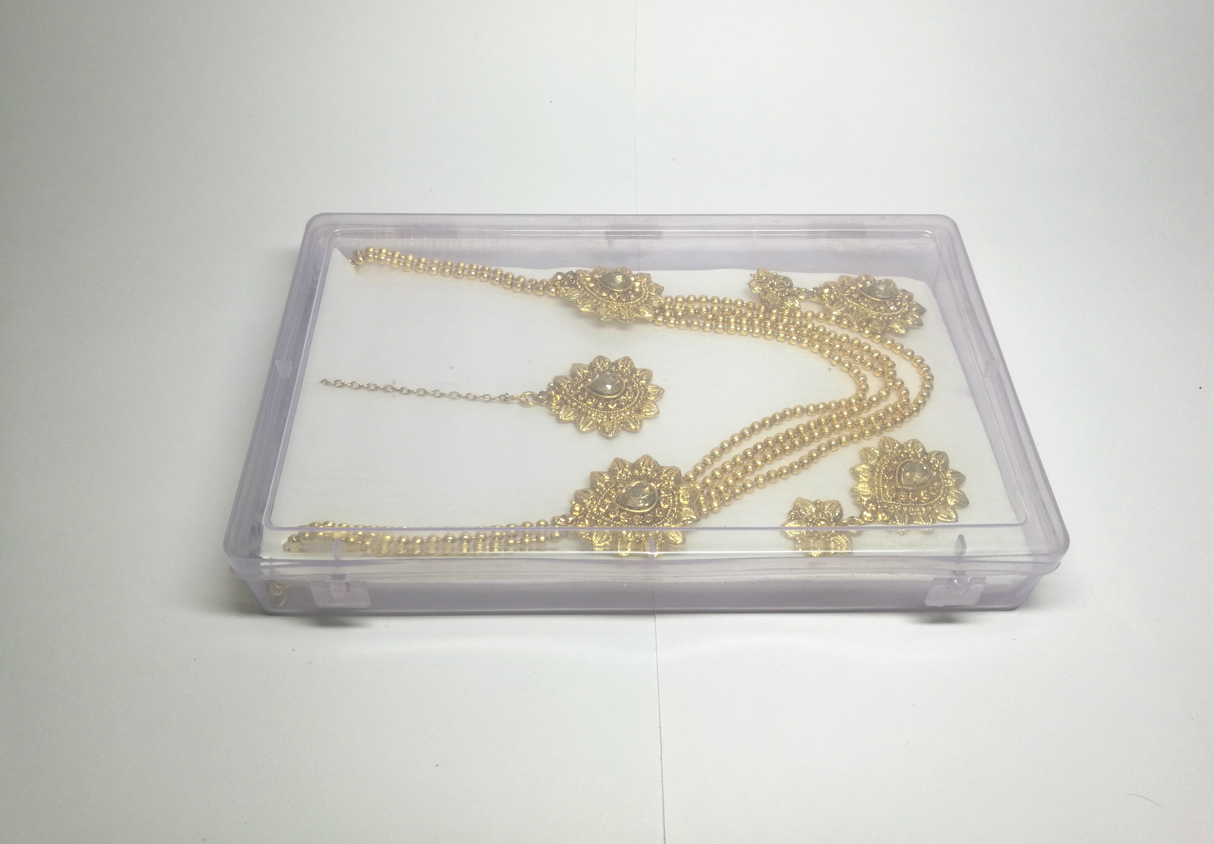 Jewellery Plastic Packing Box