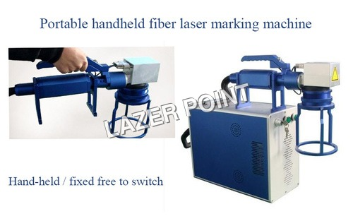Hand Held Laser Marking Machine