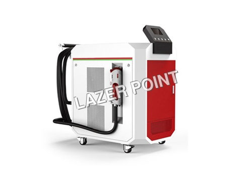 Laser Surface Cleaning Machine