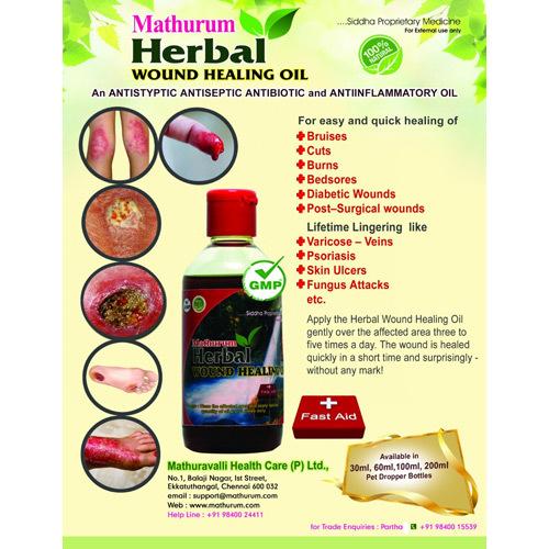 Natural Healing Oil Manufacturer,Natural Healing Oil Supplier,Chennai