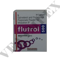 Flutrol 500 inhalation