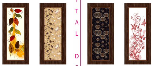 Decorative Door Skin Sheet