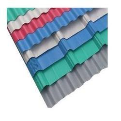 Prepainted Steel ( GIC ) In Coils/Plain Sheets & Corrugated Sheets