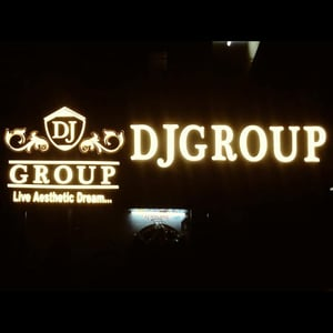 LED Sign Board Letters
