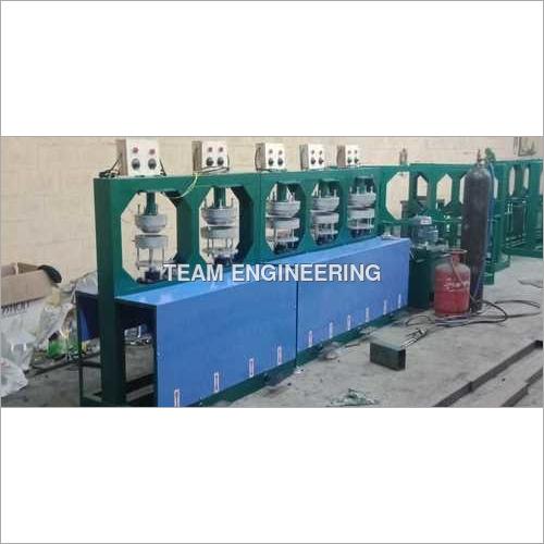 Fully Automatic Areca Leaf Plate Making Machine
