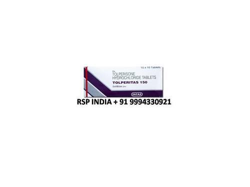 Tolperitas 150 mg Tablet - RAVI SPECIALITIES PHARMA, NO - 5 1st Floor South  Extension, Vayalur Road, Ramalinganagar South, Trichy, Opp to KVB Bank,, ... c8b5f64a22