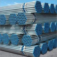 Galvanised Tubes & Black Steel Tubes
