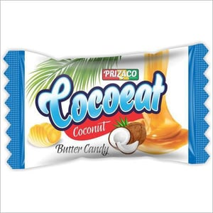 Cocoa Butter Coconut Candy
