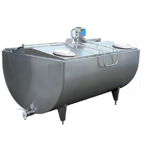 Bulk Milk cooler with Heat Recovery Unit