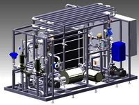 SKID BASED PASTURIZATION PLANT