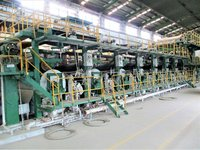 Duplex Board Machine