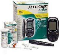 Accu Chek Blood Glucose Meter