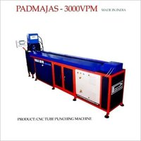CNC Pipe Punching Machine