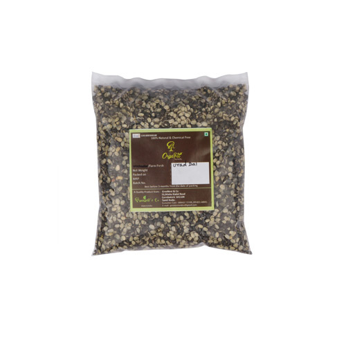 Unpolished Urad Dal (Black Gram)