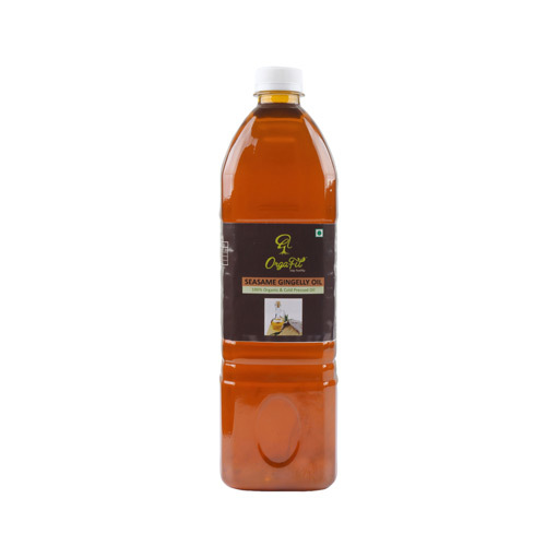 Cold Pressed Sesame Gingelly Oil