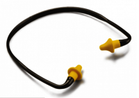Banded Replaceable Foam Ear Plugs