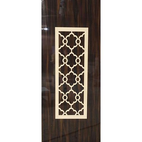 Solid Jali Coating Doors