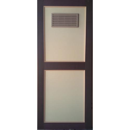 Regular Solid PVC Doors