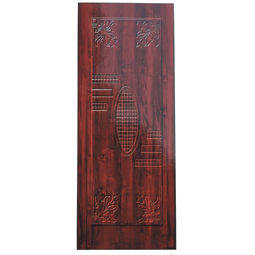 2d Carving Memrane Door