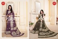 Fancy Cotton Sarees Online