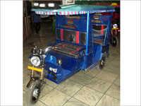 E Rickshaw Roof