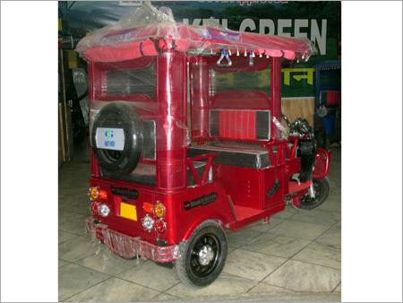 Electric E Rickshaw