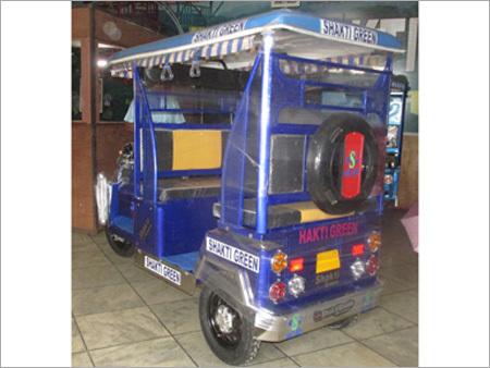 SS E Rickshaw