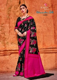 Indian Traditional Silk Sarees