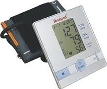 Diamond blood pressure monitor