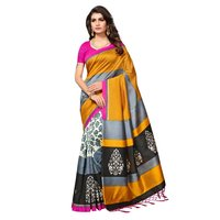 Mysore silk Cotton Saree