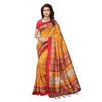 Soft Mysore silk saree
