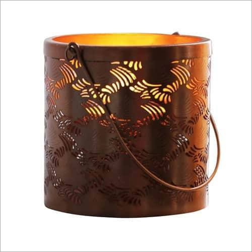 Bucket Style Tealight Holder