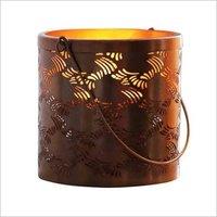 Bucket Style Tealight Holder