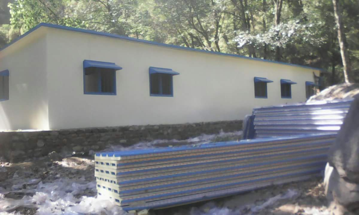 Pre Fabricated School Building