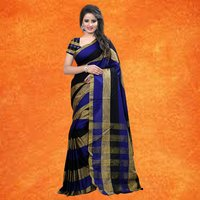 Checks Cotton Sarees
