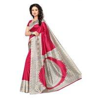 Kalamkari Mysore silk saree