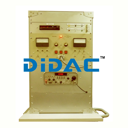 Aircraft DME System Trainer
