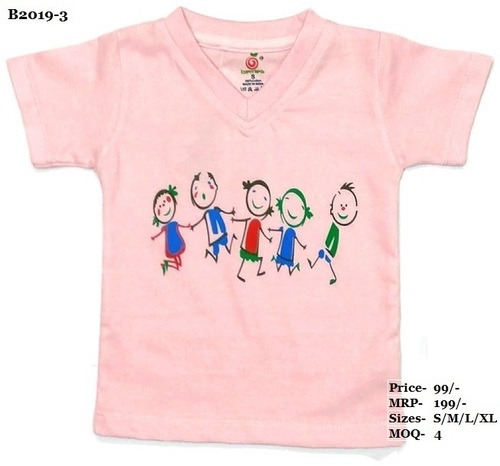 Baby TShirts (Printed+Embroidery)