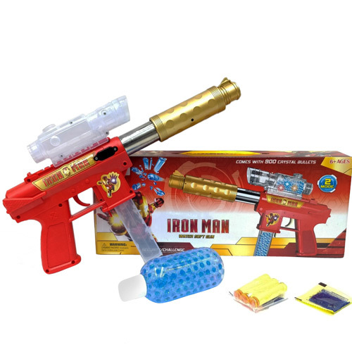 Shooting Gun Toy