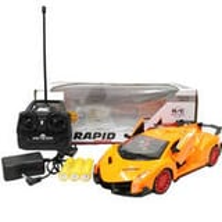 Remote Sports Car
