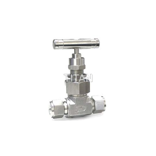 Union Bonnet Needle Valve SS