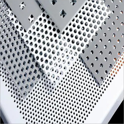 Stainless Steel Perforated Sheets In Kolkata, West Bengal - Dealers