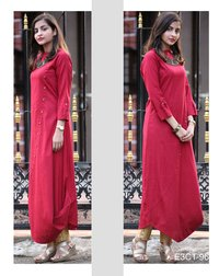 Simple Wear Kurtis