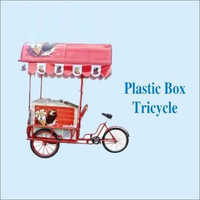 Plastic Box Tricycle