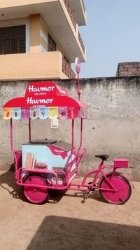Fridge tricycle Cart