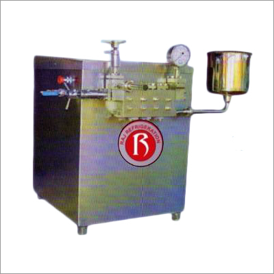 Homogenizer (Double Stage-Small Size)