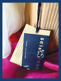Leather Garment Hang Tag
