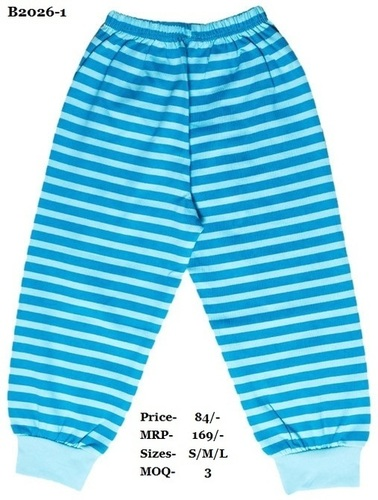 Kids Pajamas - Stripes - 3 Colours